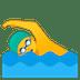 🏊♂️ man swimming Emoji on Google Platform