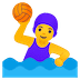 🤽‍♀️ Woman Playing Water Polo Emoji on Google Platform
