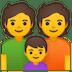 👪 family Emoji on Google Platform