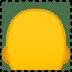 🦲 Bald Emoji on Google Platform