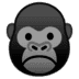 🦍 gorilla Emoji on Google Platform