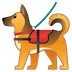 🐕‍🦺 service dog Emoji on Google Platform