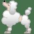 🐩 poodle Emoji on Google Platform