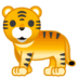 🐅 tiger Emoji on Google Platform
