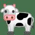 🐄 cow Emoji on Google Platform