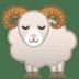 🐏 ram Emoji on Google Platform
