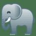 🐘 elephant Emoji on Google Platform