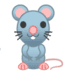 🐀 rat Emoji on Google Platform