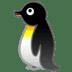 🐧 penguin Emoji on Google Platform