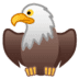 🦅 eagle Emoji on Google Platform