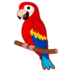 🦜 parrot Emoji on Google Platform