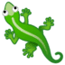 🦎 Lizard Emoji on Google Platform