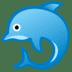 🐬 dolphin Emoji on Google Platform
