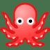 🐙 octopus Emoji on Google Platform