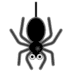 🕷️ spider Emoji on Google Platform