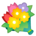 💐 bouquet Emoji on Google Platform