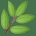 🌿 herb Emoji on Google Platform