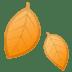 🍂 fallen leaf Emoji on Google Platform
