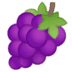 🍇 Grapes Emoji on Google Platform