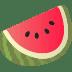🍉 watermelon Emoji on Google Platform