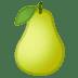 🍐 pear Emoji on Google Platform