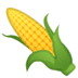 🌽 ear of corn Emoji on Google Platform