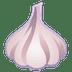 🧄 garlic Emoji on Google Platform