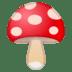 🍄 mushroom Emoji on Google Platform