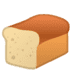 🍞 bread Emoji on Google Platform