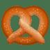 🥨 pretzel Emoji on Google Platform