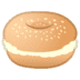 🥯 Bagel Emoji on Google Platform