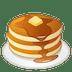 🥞 Pancakes Emoji sa Google Platform