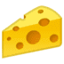 🧀 cheese wedge Emoji on Google Platform
