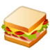 🥪 sandwich Emoji on Google Platform