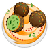🧆 falafel Emoji on Google Platform