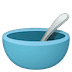 🥣 bowl with spoon Emoji on Google Platform
