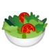🥗 green salad Emoji on Google Platform