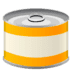 🥫 canned food Emoji on Google Platform
