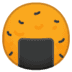 🍘 rice cracker Emoji on Google Platform