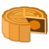 🥮 moon cake Emoji on Google Platform