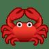 🦀 Crab Emoji on Google Platform