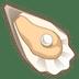 🦪 oyster Emoji on Google Platform