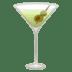 🍸 cocktail glass Emoji on Google Platform