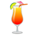 🍹 tropical drink Emoji on Google Platform
