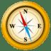 🧭 compass Emoji on Google Platform