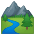 🏞️ national park Emoji on Google Platform