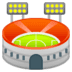 🏟️ stadium Emoji on Google Platform