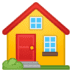 🏠 house Emoji on Google Platform