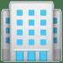 🏢 office building Emoji on Google Platform