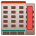 🏬 department store Emoji on Google Platform